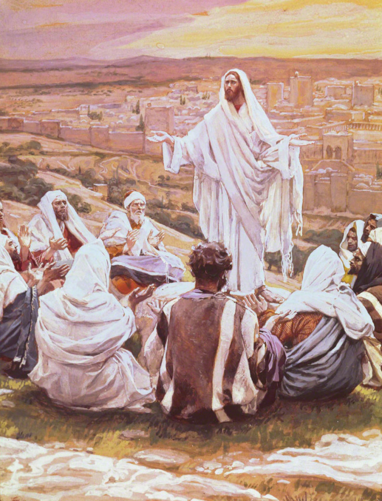 The Lord's Prayer, by James Tissot